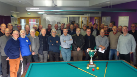 Club de billard de la CMCAS