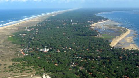 Séjour à Lège-Cap-Ferret