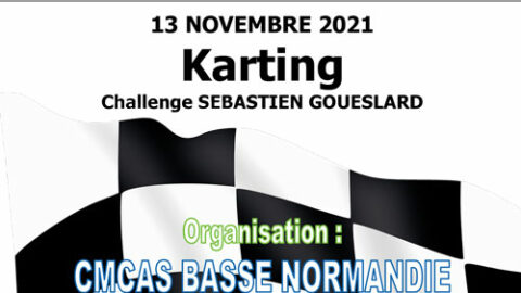 Rencontre Grand Ouest Challenge Karting